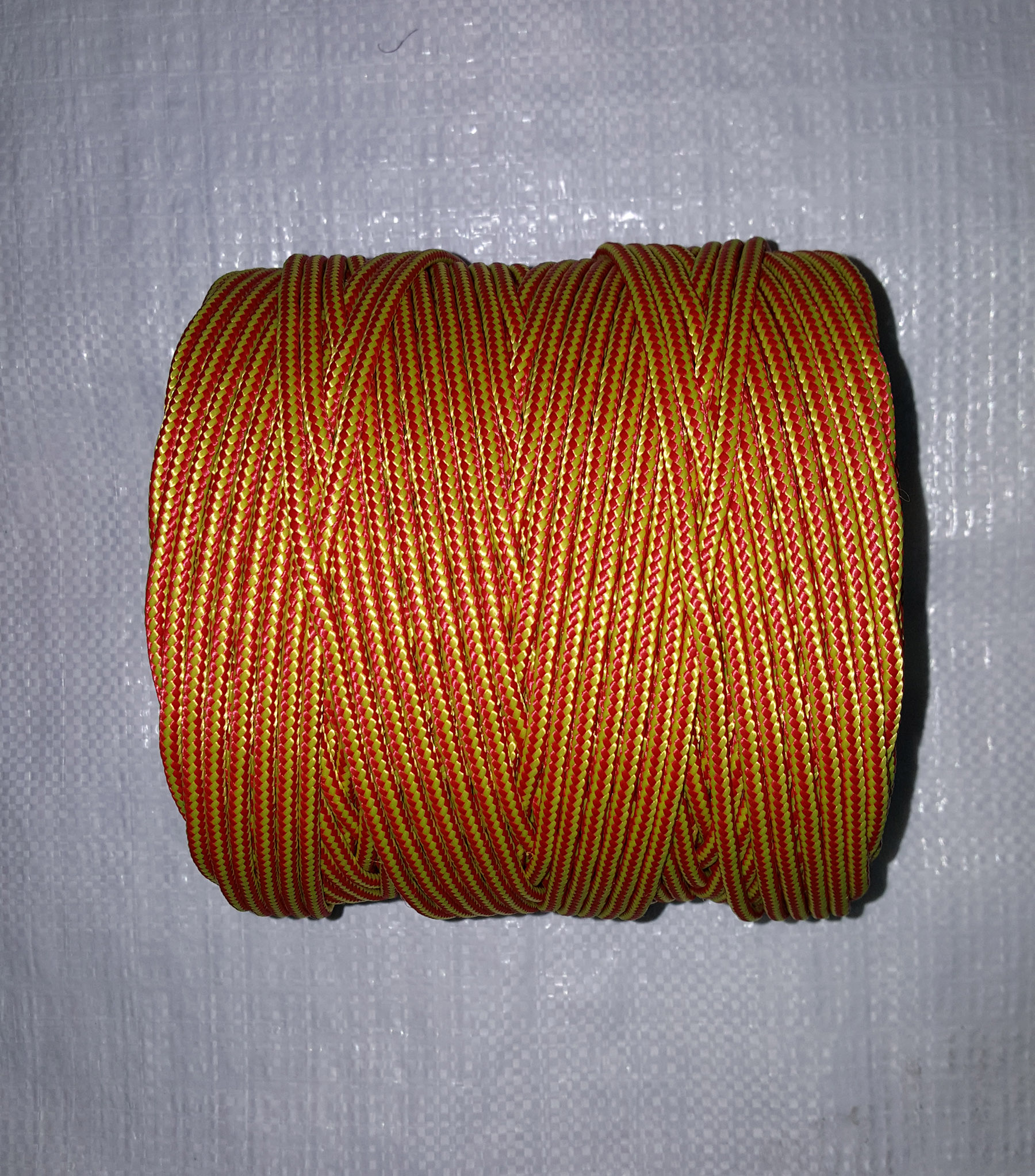 Mangas trenzadas multifilamento de nylon